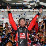 Kurt Busch Gives Las Vegas Oddsmakers a Much-Needed Victory