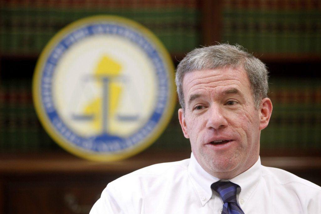 Former US Senator Jeffrey Chiesa