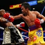 Manny Pacquiao Announces April Fight, Floyd Mayweather Speculation Lingers