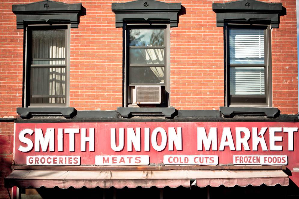 Genovese crime family Smith Union Market