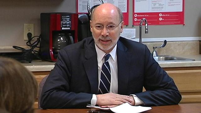 Governor Tom Wolf Pennsylvania gambling expansion