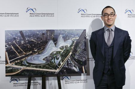 Melco Crown Lawrence Ho Japan casino resort