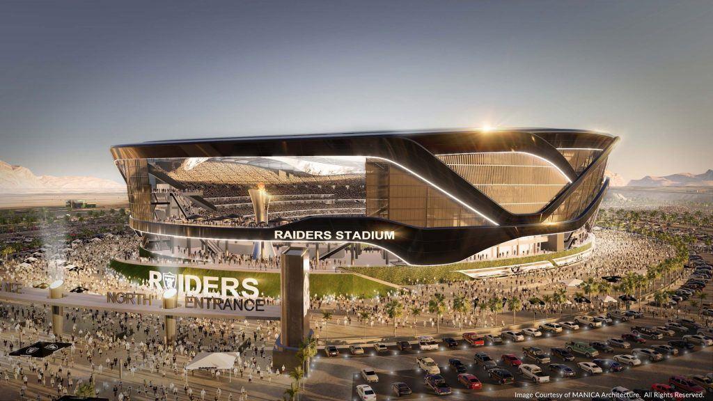 Raiders get funding for Vegas stadium