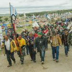 Standing Rock Sioux Prairie Knights casino North Dakota pipeline