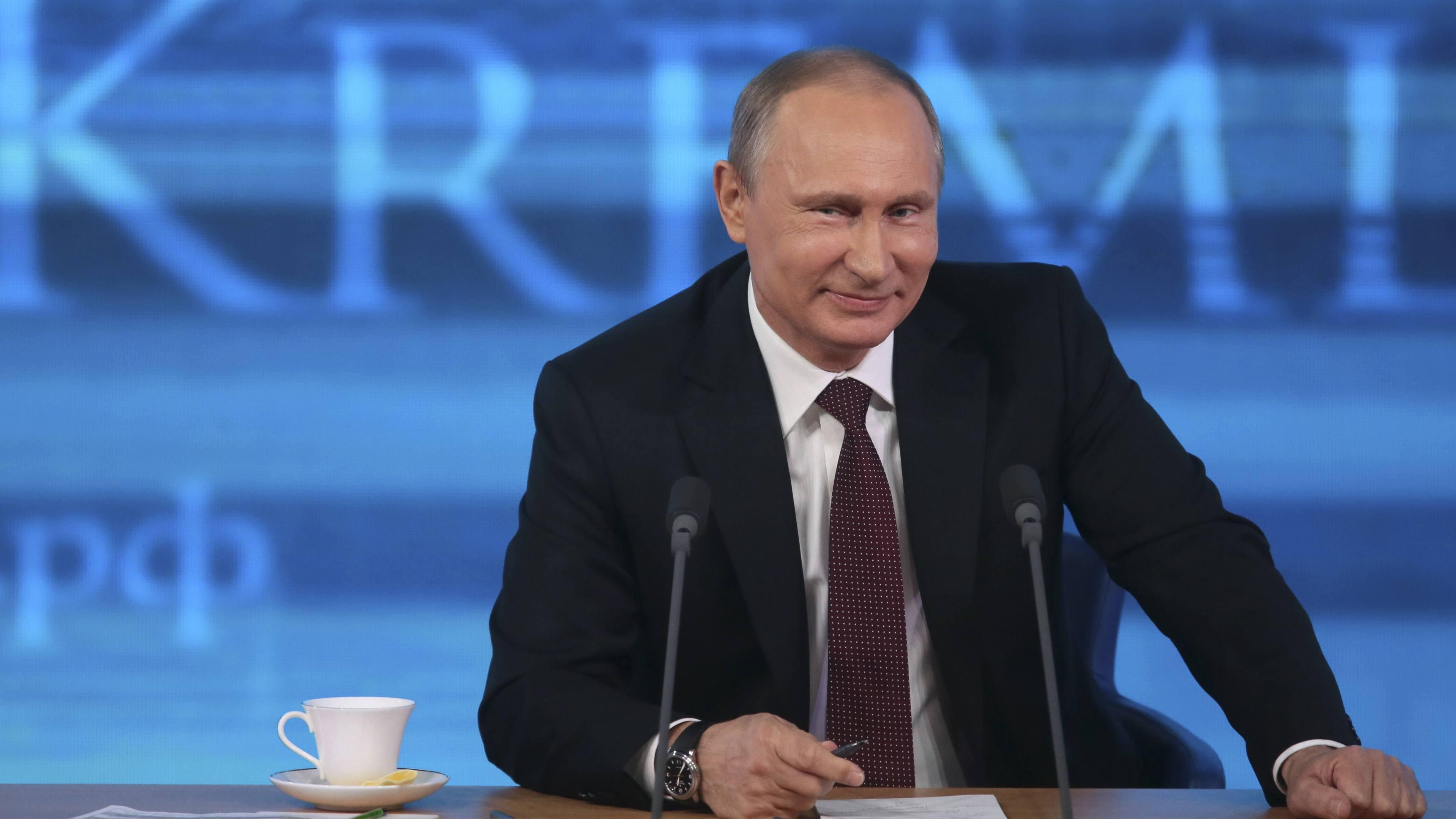 Russia Vladimir Putin UIGEA online gambling