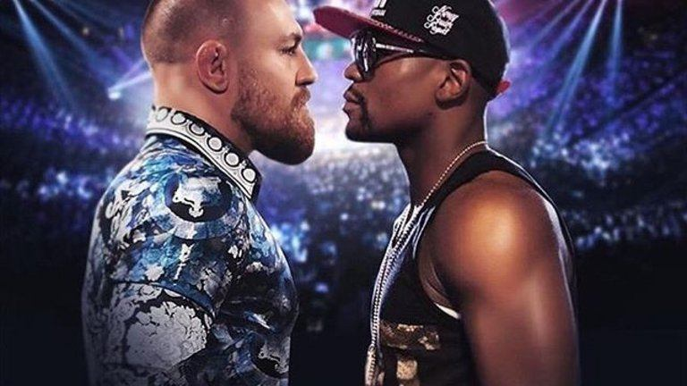 Floyd Mayweather Conor McGregor fight