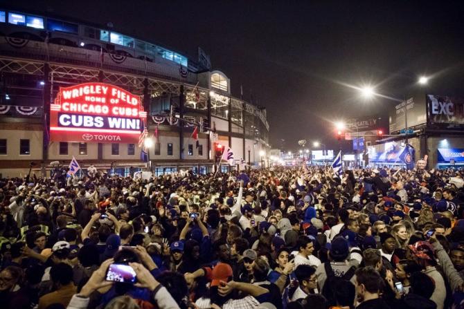 Chicago Cubs odds World Series sportsbook