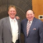 Mark Davis and Sheldon Adelson have fallen out of Raiders Vegas move