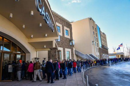 del Lago Resort and Casino opens in New York