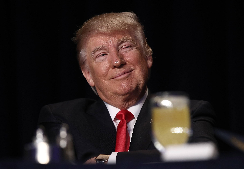 political betting Donald Trump