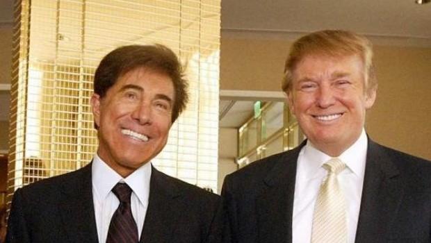 Steve Wynn Trump inauguration