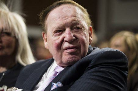 Sheldon Adelson Las Vegas Sands Japan casino
