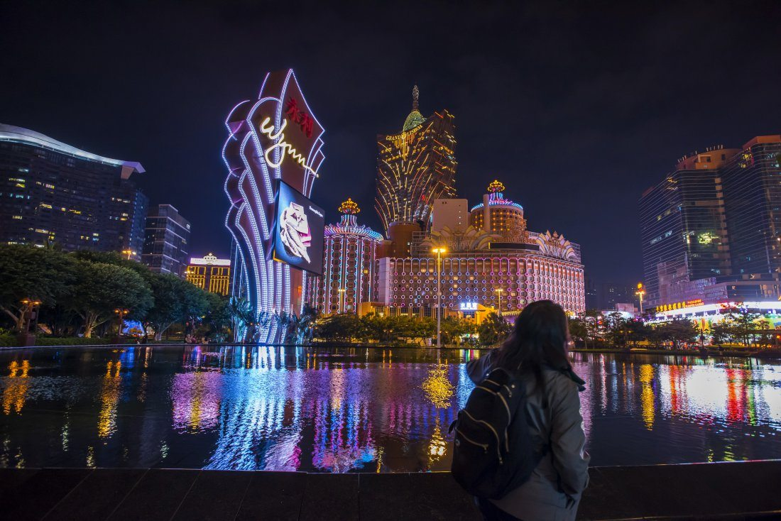 Macau casino stocks gambling