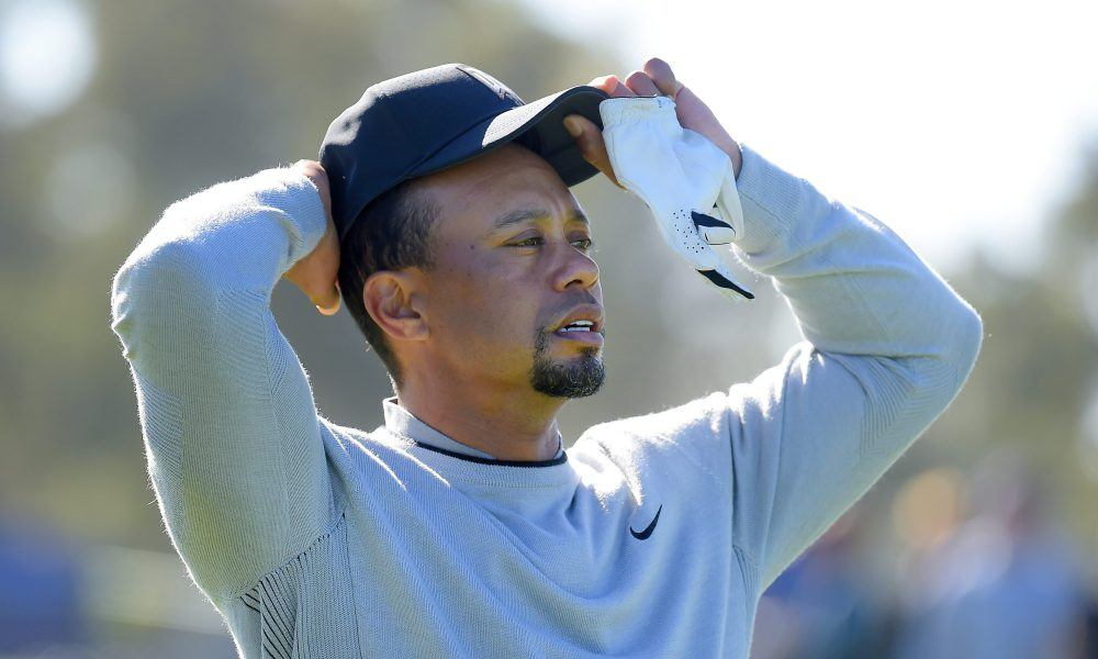 Tiger Woods Las Vegas oddsmakers