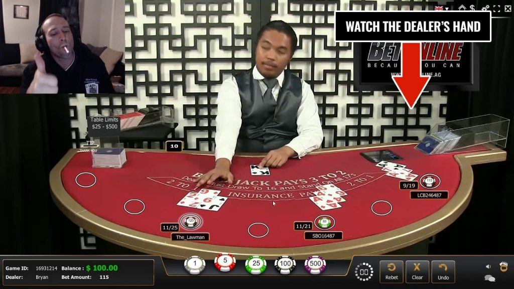 BetOnline Live Dealer possible cheating, AbsolutePoker's Brent Beckley joins the team