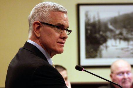 Loertscher's gambling bill defeated