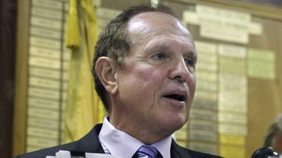 Atlantic City casino bill Ray Lesniak