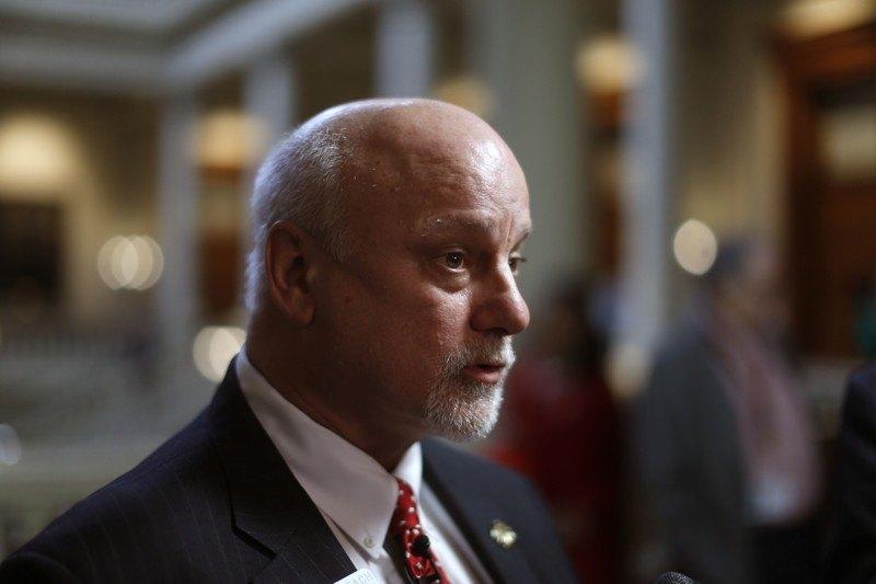 Brandon Reach Georgia casino bill debated