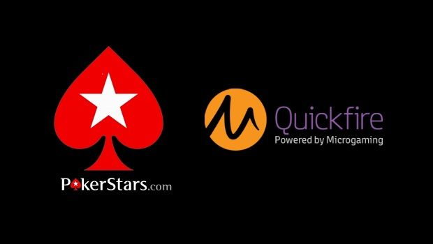 PokerStars Microgaming online poker casino