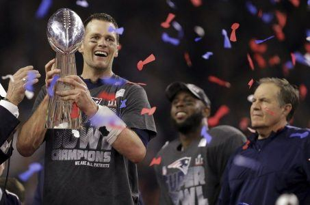 odds-on favorite Brady Patriots win Super Bowl LI