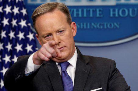 Sean Spicer warns of marijuana crackdown