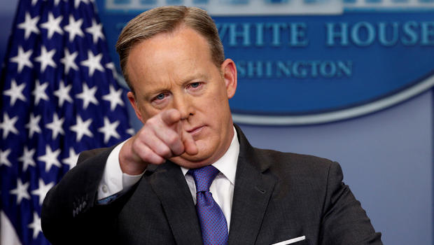 Sean Spicer warns of marijuana crackdown