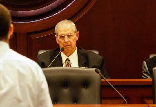 Idaho Rep Tom Loertscher's anti-gambling bill