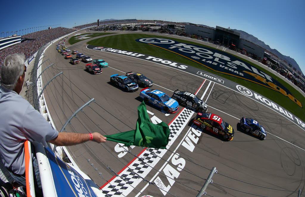 NASCAR Las Vegas Motor Speedway