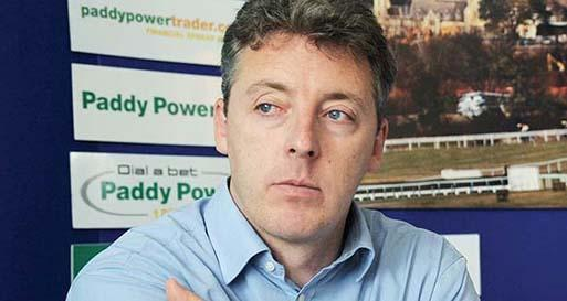 Breon Corcoran reports Paddy Power Betfair Revenue