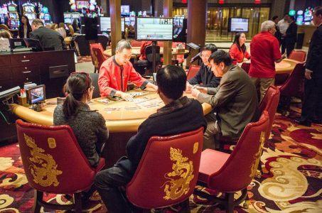 Lucky Dragon Asian-themed Las Vegas
