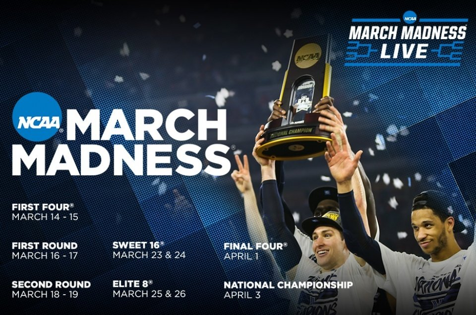 Las Vegas sportsbook March Madness NCAA