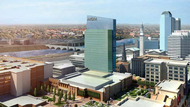 Here's a look at some of the game-changing MGM casino's numbers.
