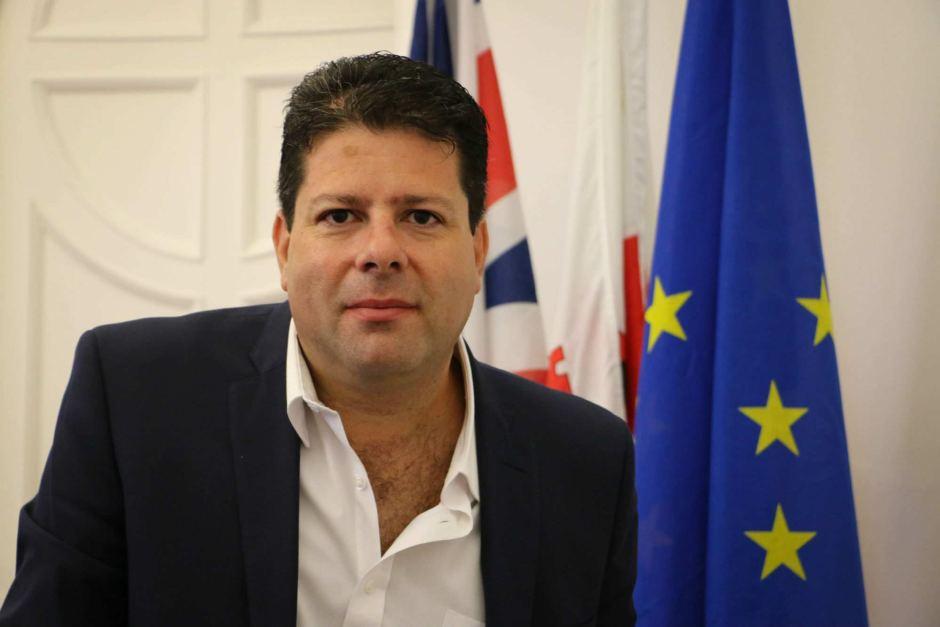UK triggers Article 50, Gibraltar's Fabio Picardo receives assurances