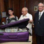 money laundering casinos Las Vegas Philippines