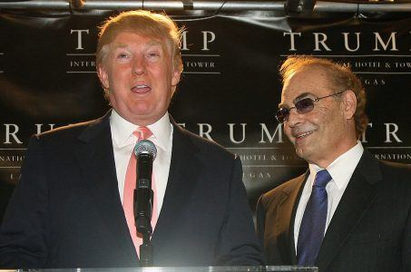 Trump Organization Phil Ruffin Las Vegas
