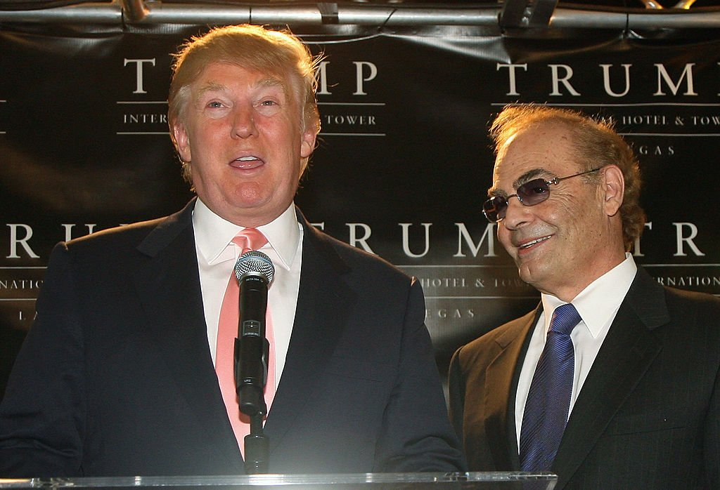 Trump Organization Phil Ruffin Las Vegas