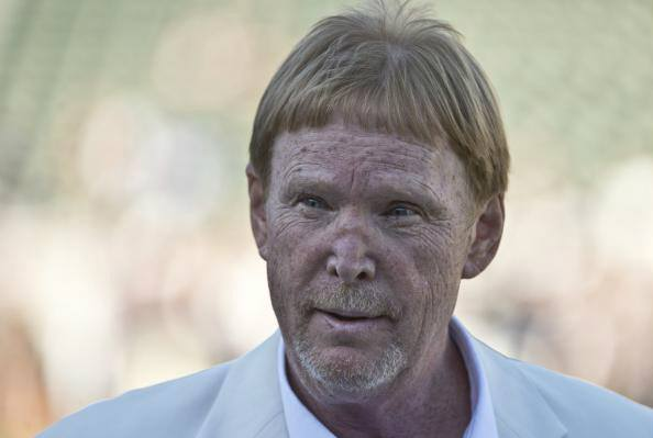 Oakland Raiders Mark Davis Las Vegas