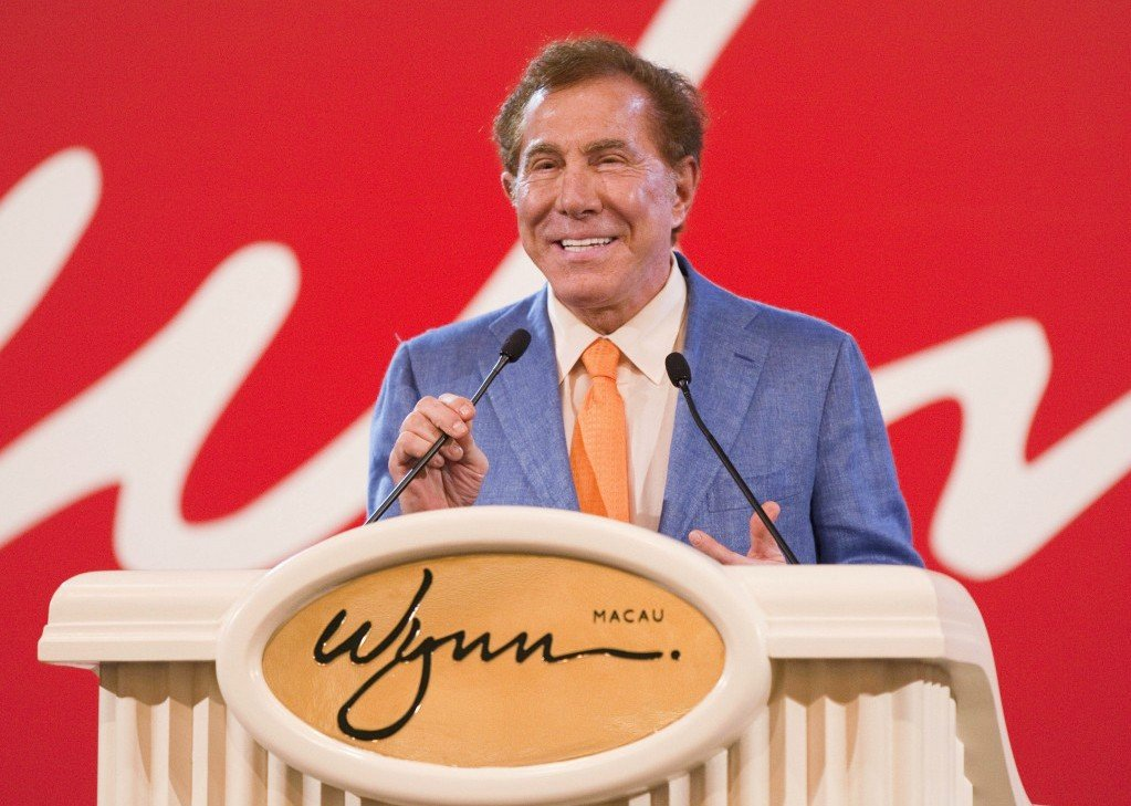 Wynn Macau earnings pay increase
