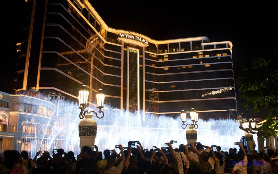 Wynn Resorts share price could thanks to Macau properties
