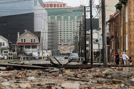 Atlantic City Council microgrid Hurricane Sandy