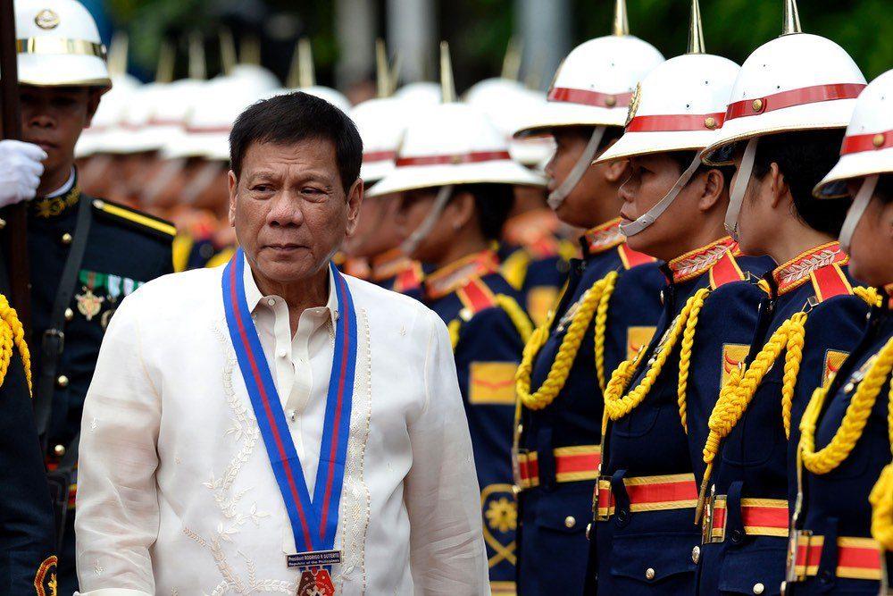 PAGCOR corruption Rodrigo Duterte