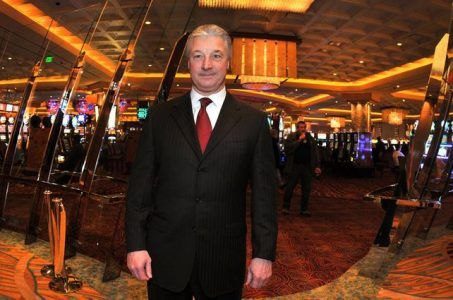 Parx CEO Anthony Ricci Comes Out Against Online Gaming
