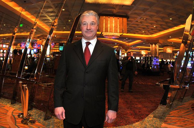 Parx Casino in Pennsylvania CEO Anthony Ricci Comes Out Against Online Gaming