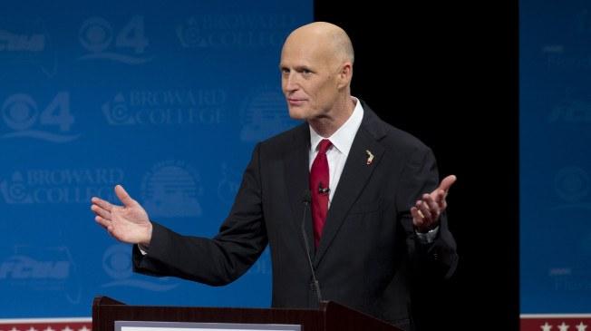Florida gambling expansion Rick Scott
