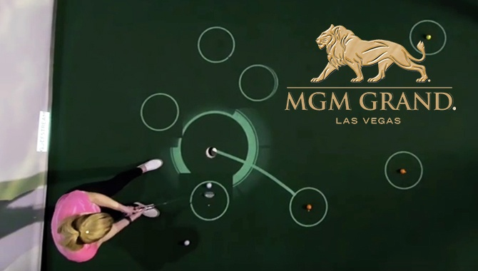 Golfstream unveiled at Level Up, MGM Grand
