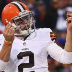 Johnny Manziel odds NFL Cleveland Browns