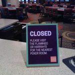Nevada poker tables casino revenue