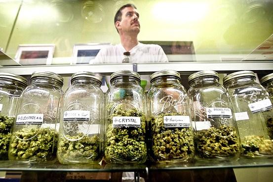 Nevada Gaming Commission casino marijuana