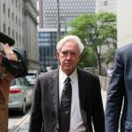 Billy Walters trial, Thomas Davis gives evidence