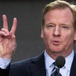 NFL Still Opposed to Legalizing Sports Betting, Says Goodell